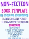 Nonfiction Book Template