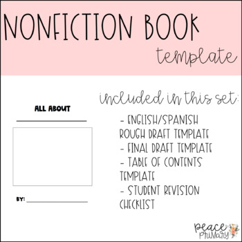Nonfiction Book Template