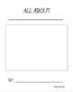 Nonfiction Book Template:: English and Spanish