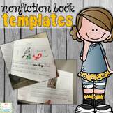 Nonfiction Book Writing Templates: Fact Writing, Research Book Writing, Lined
