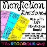 Nonfiction Brochure Tri-folds