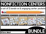 Nonfiction Centers Bundle