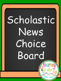 Nonfiction Choice Board