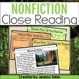 Close Reading- Nonfiction