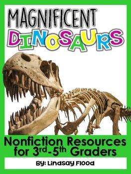 Nonfiction Close Reading - Dinosaurs