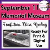 Nonfiction Close Reading - September 11 Memorial Museum