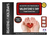 Valentine's Day Activities Nonfiction Reading Comprehensio