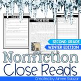 Nonfiction Close Reads - Winter