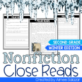 Winter Nonfiction Reading Passages