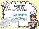 Nonfiction Compare and Contrast Unit