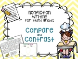 Nonfiction Compare and Contrast Unit
