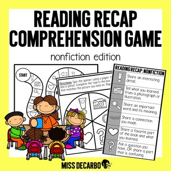 Nonfiction Comprehension Game