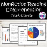 Nonfiction Comprehension Task Cards
