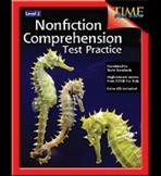 Nonfiction Comprehension Test Practice: Level 2