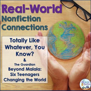 Nonfiction Connections: Poem by Taylor Mali & Article from
