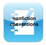 Nonfiction Convention Smartboard