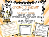 Nonfiction Create a Sidebar activity