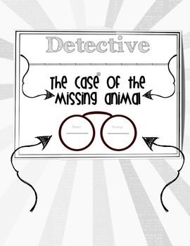 Nonfiction Detectives