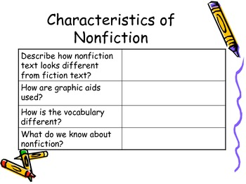 Nonfiction Powerpoint Easy to Understand!