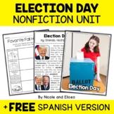Nonfiction Unit - Election Day Activities
