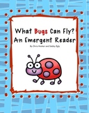 Nonfiction Emergent Reading Pack (Bugs)