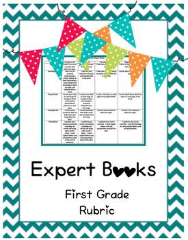 Nonfiction Expert Books Rubric