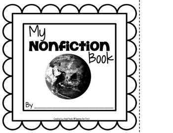 Nonfiction Feature Flip Book