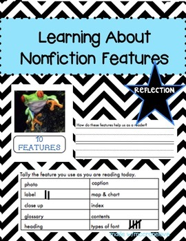 Nonfiction Feature Match Tally and Reflection