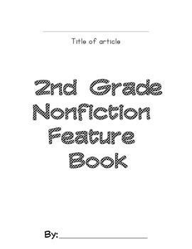 Nonfiction Feature book
