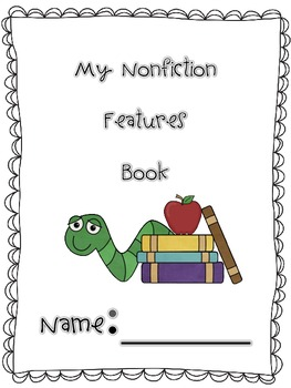 Nonfiction Features Book