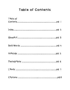 Nonfiction Features Book