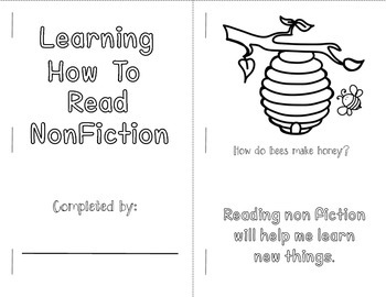 Nonfiction Features Student Reader - Primary