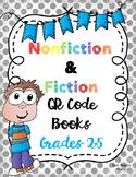 Nonfiction & Fiction QR Code Station