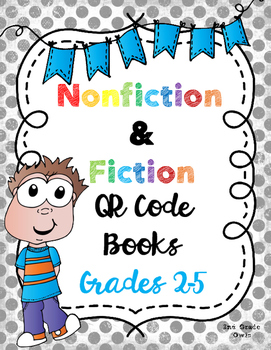 Nonfiction & Fiction QR Code Station