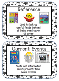 Nonfiction Genre Posters