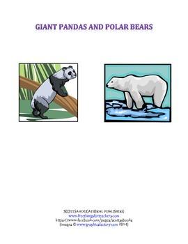 Nonfiction: Giant Pandas and Polar Bears