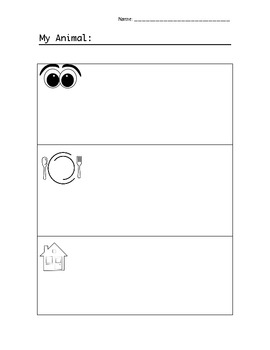 Nonfiction Graphic Organizer-Simple