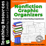 Nonfiction Graphic Organizers: Teaching Tools to Boost Reading Comprehension