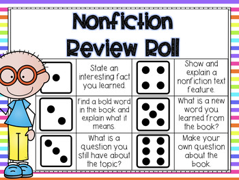 Nonfiction Guided Reading Activities