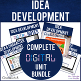 Nonfiction Inferences Idea Development DIGITAL BUNDLE