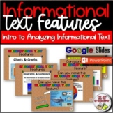 Nonfiction Informational Text Features 101 Upper Grades
