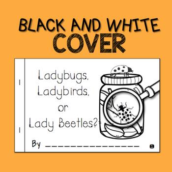 Nonfiction Insect Mini-Book Ladybug, Ladybird, or Lady Beetle?