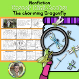 Nonfiction Insect Mini-Books: The Charming Dragonfly