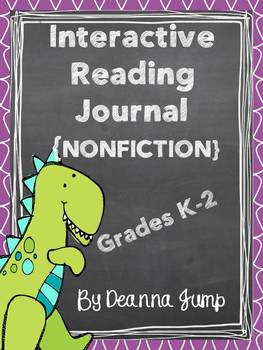 Nonfiction Interactive Reading Notebook