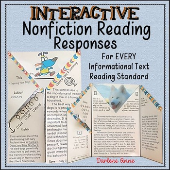 Nonfiction Interactive Reading Responses