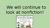 Nonfiction Kindergarten