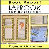 Nonfiction Lapbook 3rd & 4th Grade