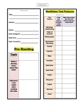 Lapbook Project: Nonfiction Text