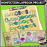 Nonfiction Lapbook Report Project