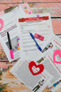 Valentine's Day Nonfiction Lesson on Hot Topics on Teen Dating